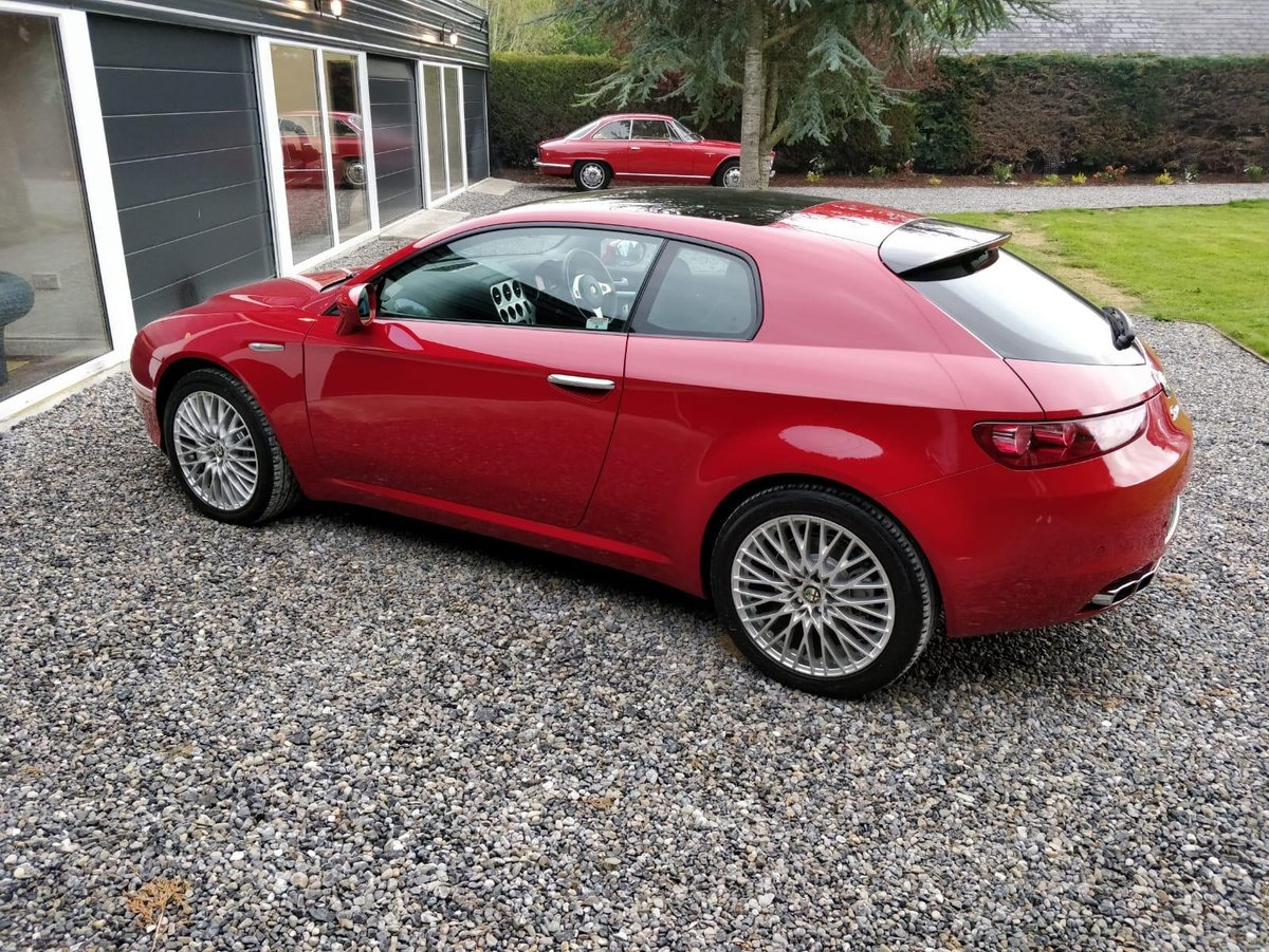2006 Alfa Romeo Brera, uk registered, 1 owner 3.2, 4wd For Sale (picture 5 of 6)
