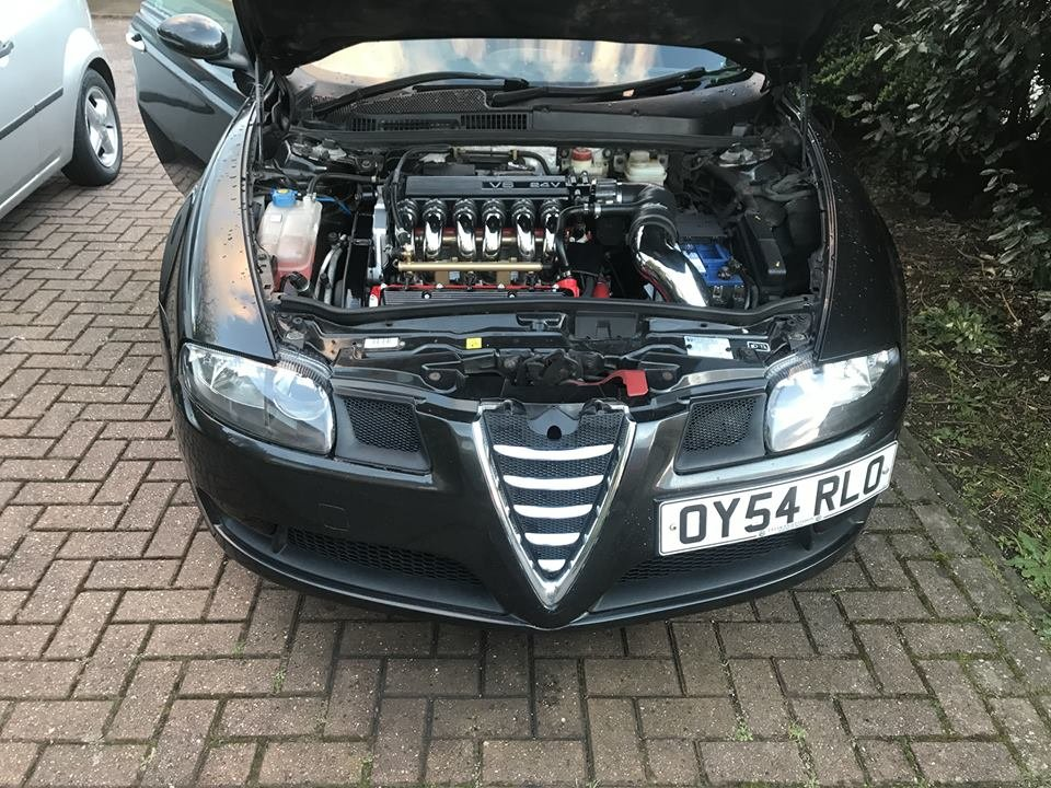 2004 Alfa Romeo GT 3.2 V6 Q2 with fully rebuilt engine For Sale (picture 1 of 5)