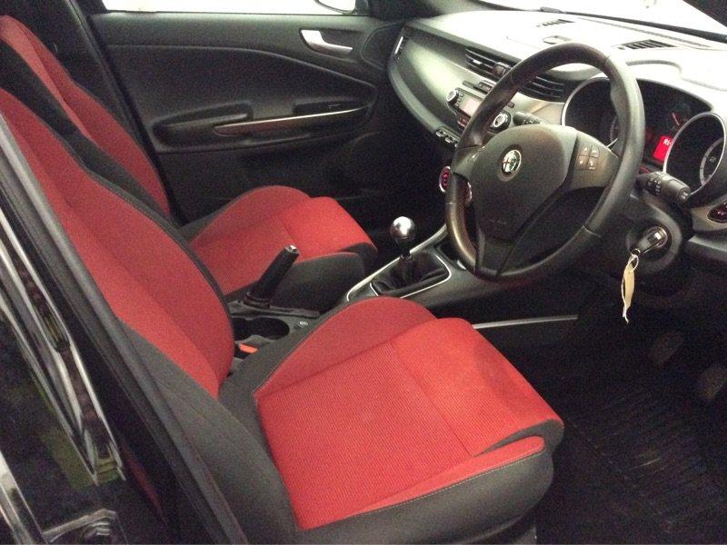 2013/13 Alfa Romeo Giullietta 1.6JTDM-2 Collezione 66029mls For Sale (picture 4 of 6)