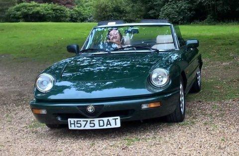 1991 Alfa Spider For Sale (picture 1 of 5)