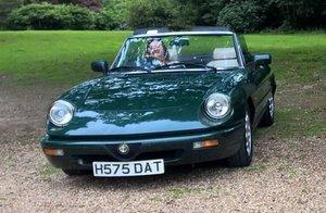 1991 Alfa Spider For Sale