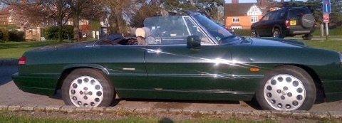 1991 Alfa Spider For Sale (picture 3 of 5)