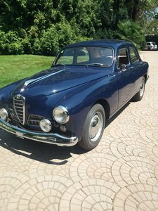 Alfa Romeo 1900 Abarth For Sale by Auction