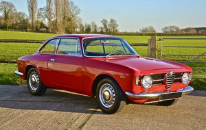 1970 Alfa Romeo Giulia 1300GT Junior Stepfront For Sale