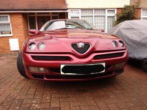 1998 Alfa Romeo GTV 3.0 V6, Q2 Diff, remapped For Sale