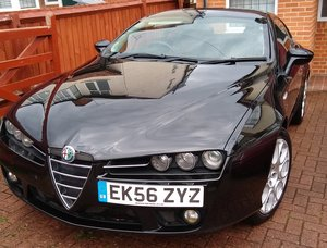 2006 Brera 2.4 JTDm SV Panorama. New clutch, flywheel, For Sale