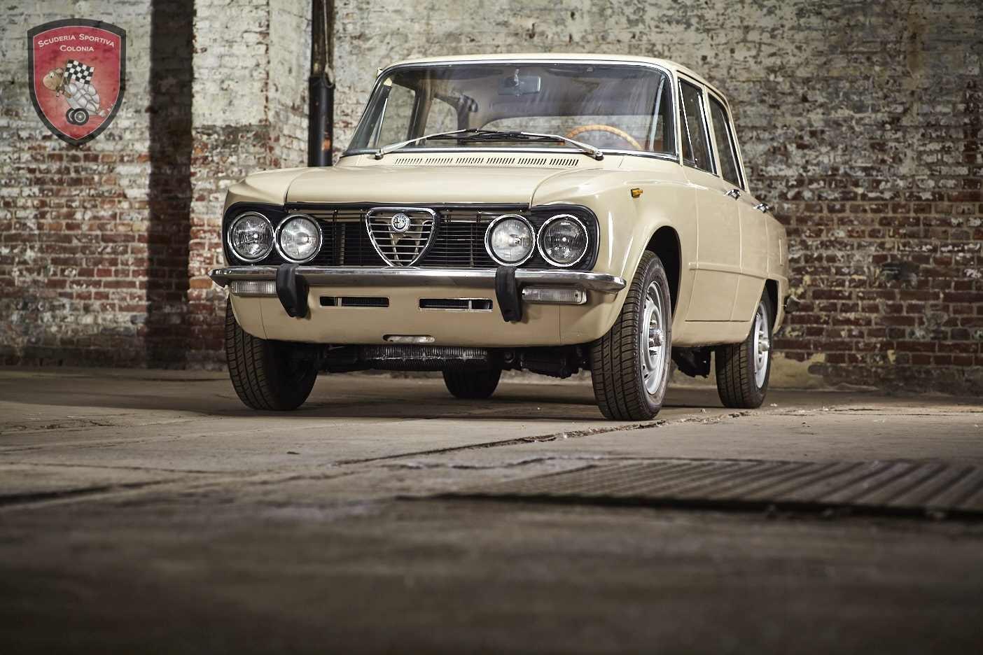 1974 Alfa Romeo Giulia Nuova Super  For Sale (picture 1 of 6)
