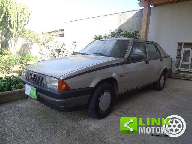1986 Alfa Romeo 75 For Sale (picture 1 of 6)