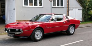 1974 Alfa Romeo Montreal LHD - must be seen For Sale