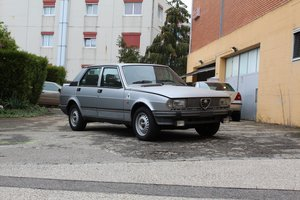 Alfa Romeo Giulietta 2.0 For Sale by Auction