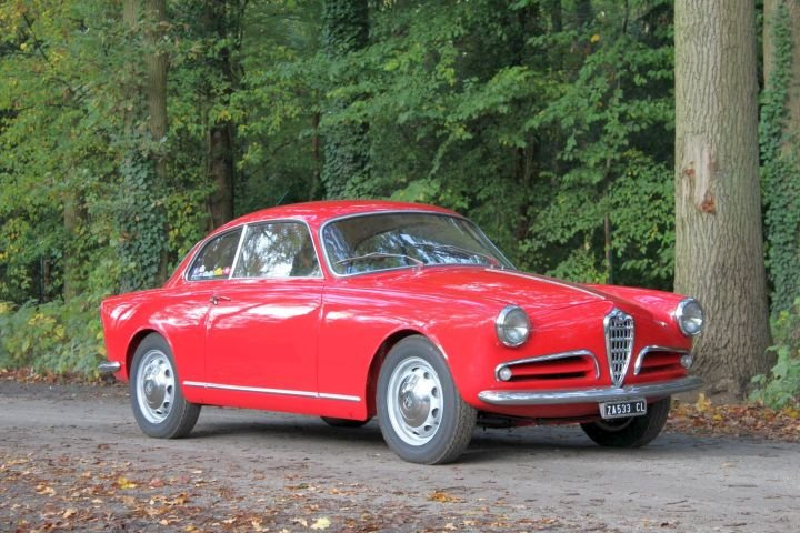 Alfa Romeo Giulietta Sprint 750B - 1956 For Sale (picture 1 of 6)