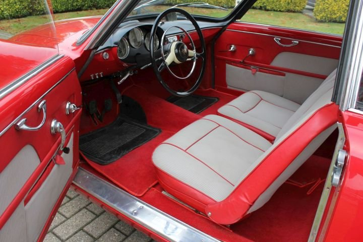 Alfa Romeo Giulietta Sprint 750B - 1956 For Sale (picture 4 of 6)