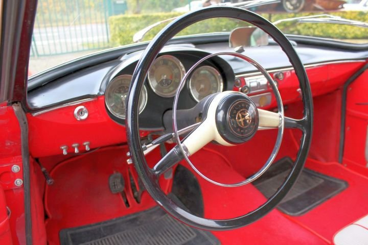 Alfa Romeo Giulietta Sprint 750B - 1956 For Sale (picture 5 of 6)