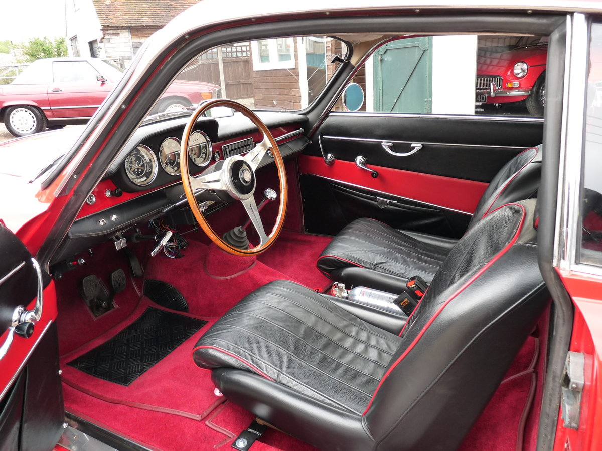 1962 Alfa Romeo Giulia 1600 Sprint, long term ownership For Sale (picture 3 of 6)
