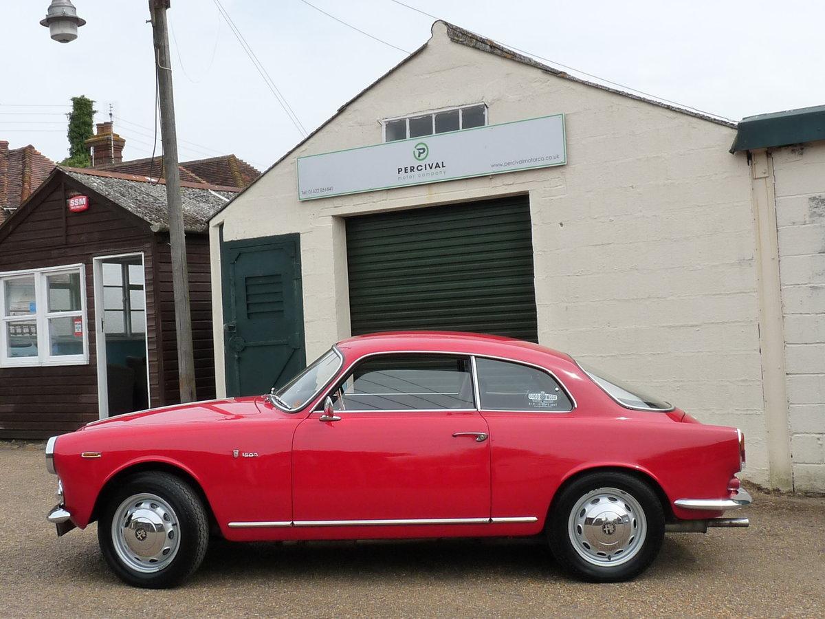 1962 Alfa Romeo Giulia 1600 Sprint, SOLD SOLD (picture 6 of 6)