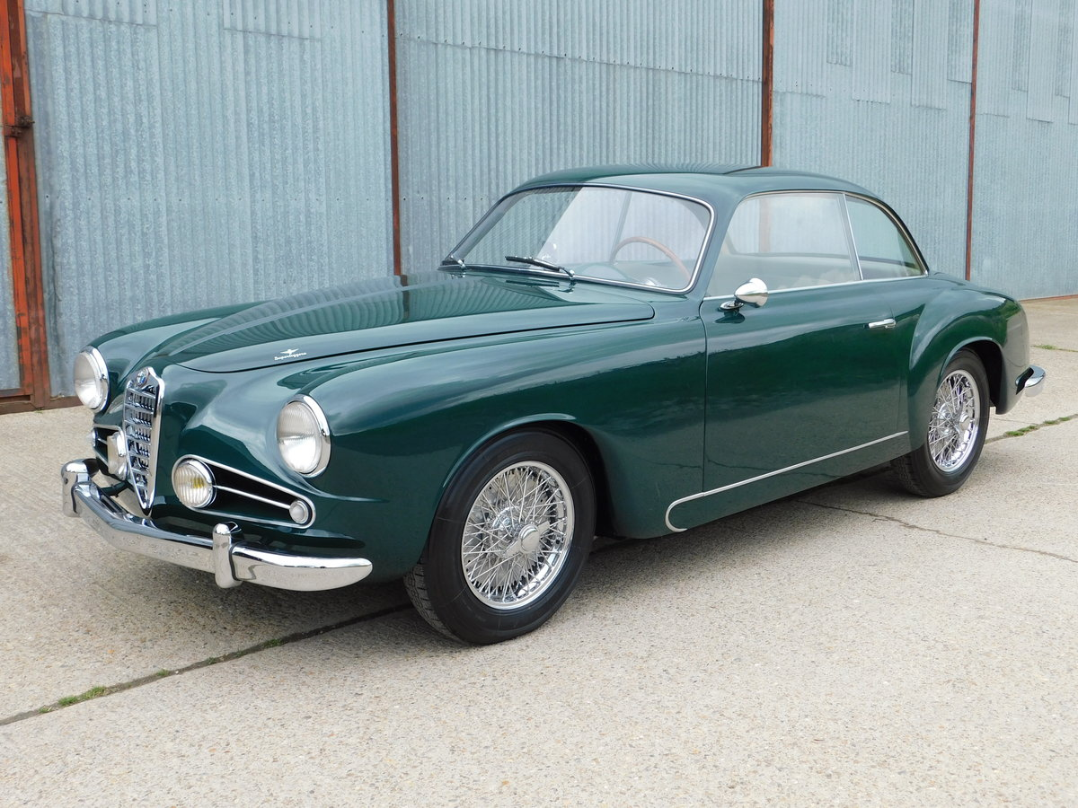 Simply Stunning 1954 Alfa Romeo 1900 CSS by Touring For Sale (picture 1 of 6)