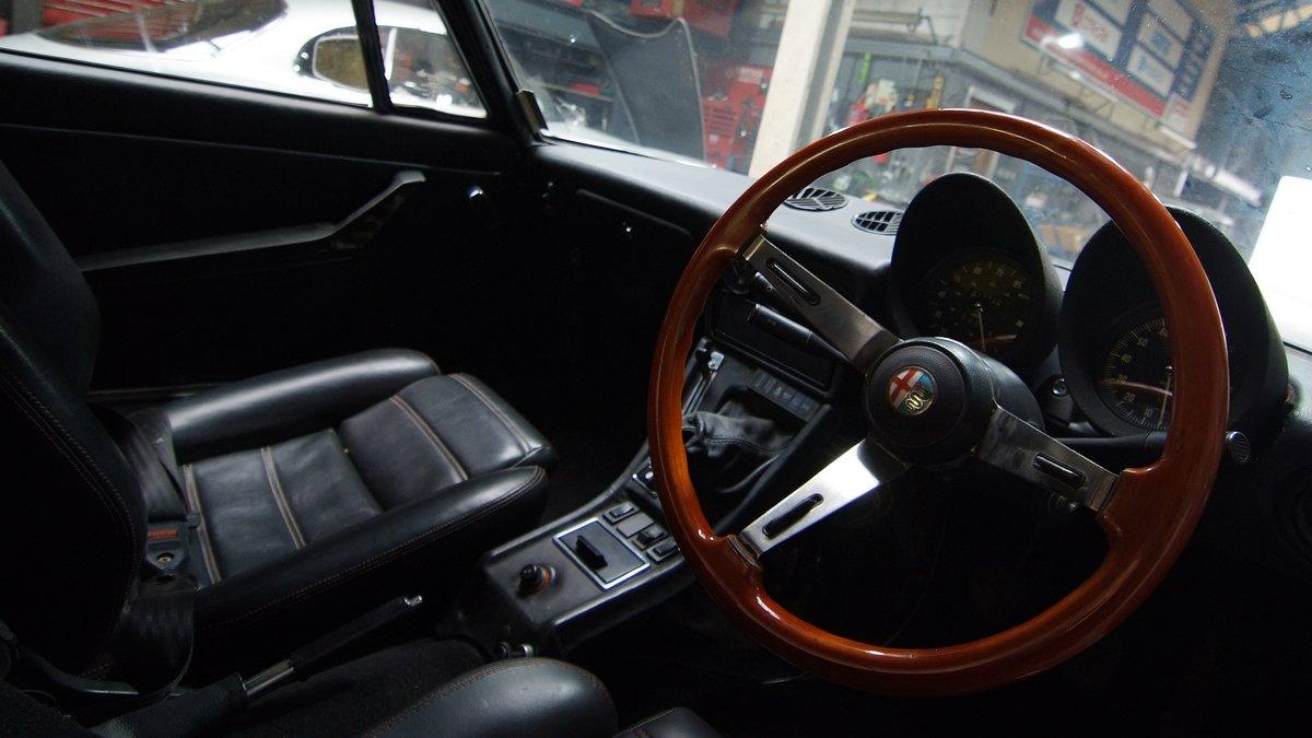 1982 Alfa Romeo S3 Spider Aerodinamica 2.0  SOLD (picture 6 of 6)