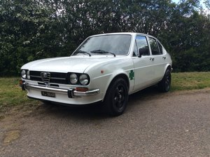 Alfasud Mk1 4 door with TI upgrades and 1350 unit