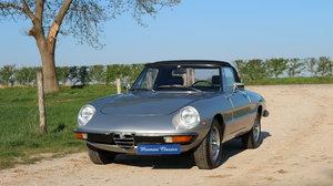 1972 Alfa Romeo Spider 1600  For Sale