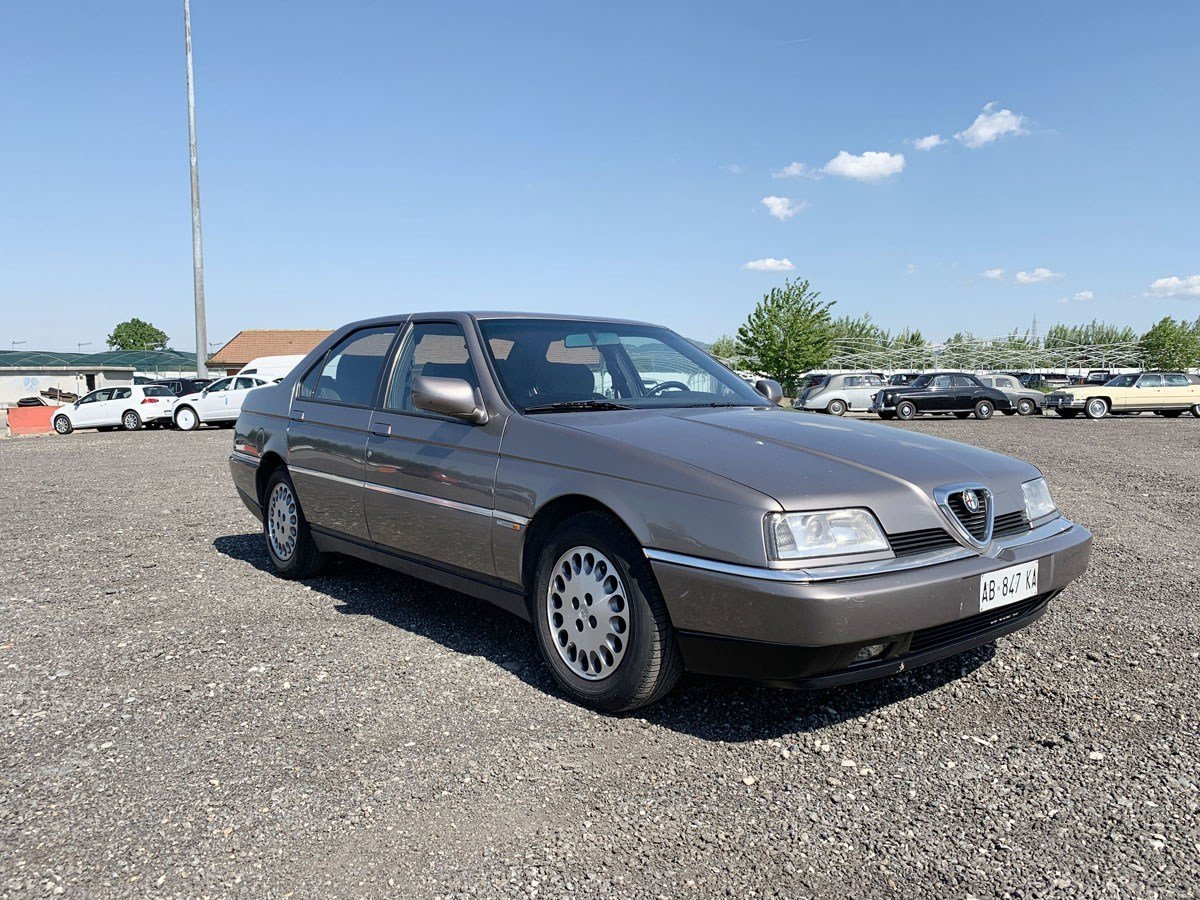 1994 Alfa Romeo 164 Super For Sale by Auction (picture 1 of 5)