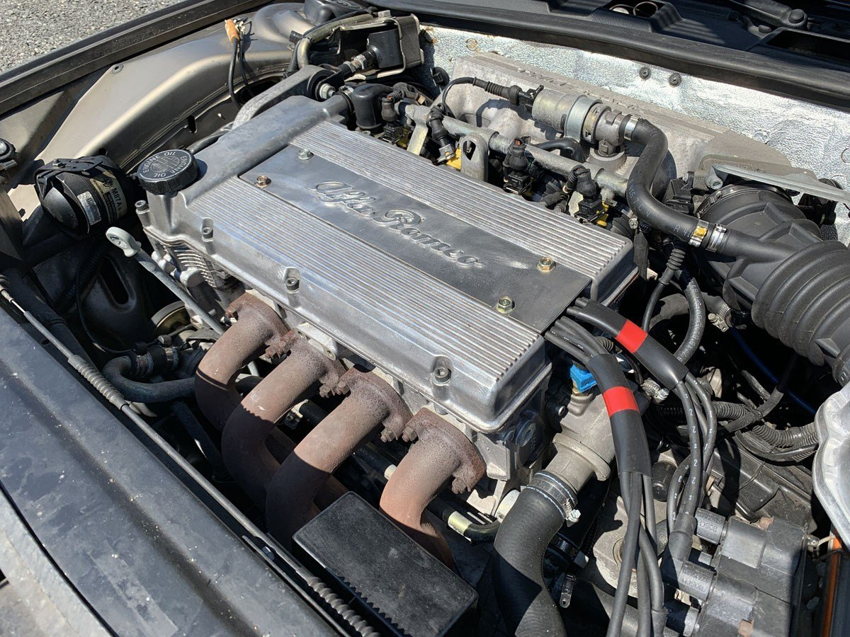 1994 Alfa Romeo 164 Super For Sale by Auction (picture 4 of 5)