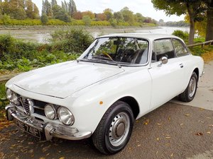 1968 Alfa-Romeo 1750 GTV For Sale by Auction