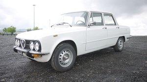 1977 Alfa Nuova Giulia Super 1.3 For Sale by Auction