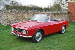 1966 Alfa Romeo Giulia GTC For Sale by Auction