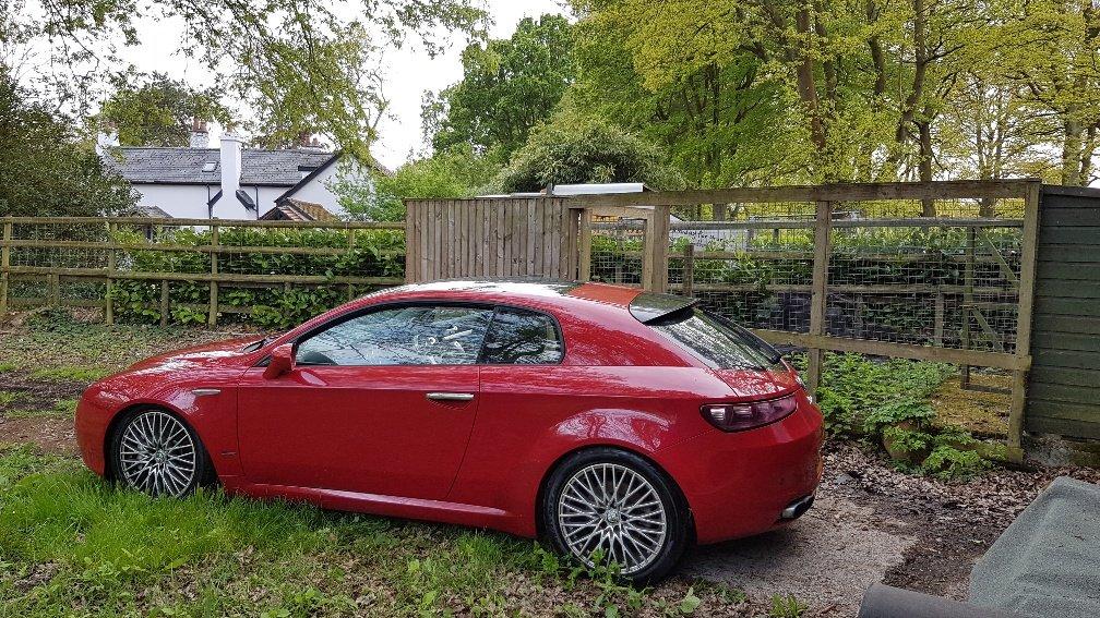 2006 Alfa Romeo Brera Coupe 3 2q4s For Sale Car And Classic