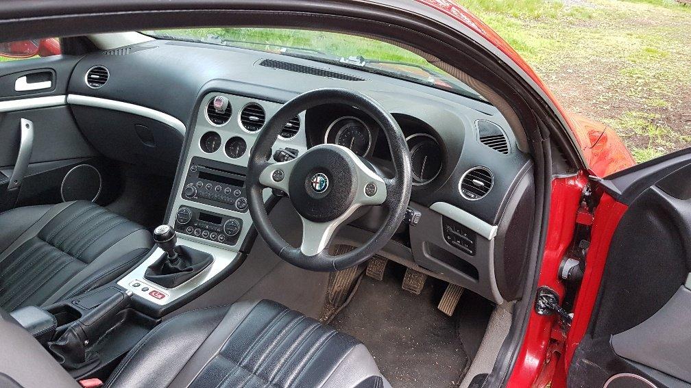 2006 Alfa Romeo Brera Coupe 3.2q4s For Sale (picture 2 of 6)