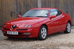 ALFA ROMEO 3.0 GTV 24V V6 LUSSO 63K 2 OWNERS For Sale