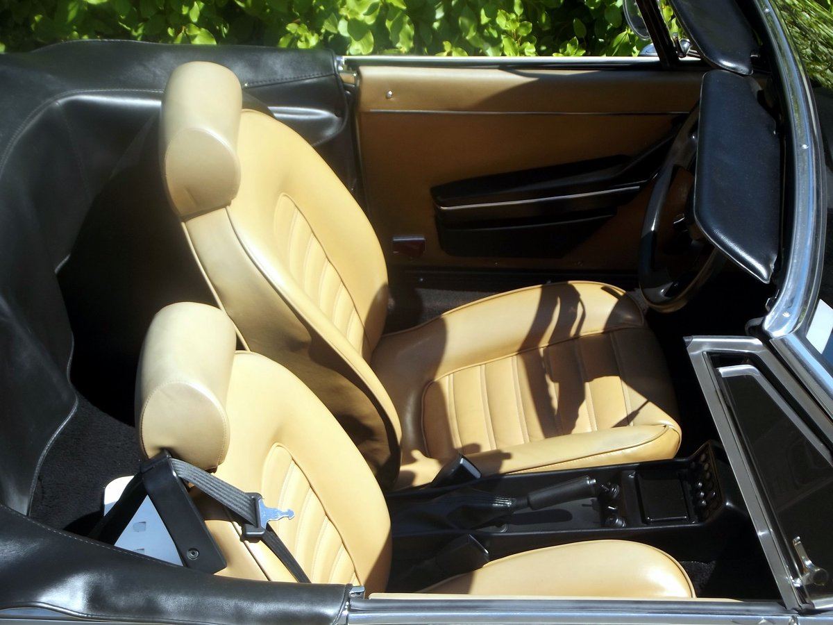 1987 ALFA ROMEO SPIDER Inj  (THE GRADUATE) LHD SOLD (picture 4 of 6)