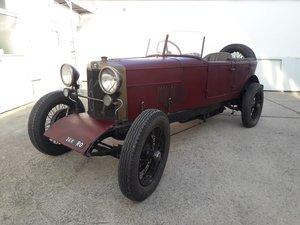 1924 Prewar Alfa Romeo complete restored