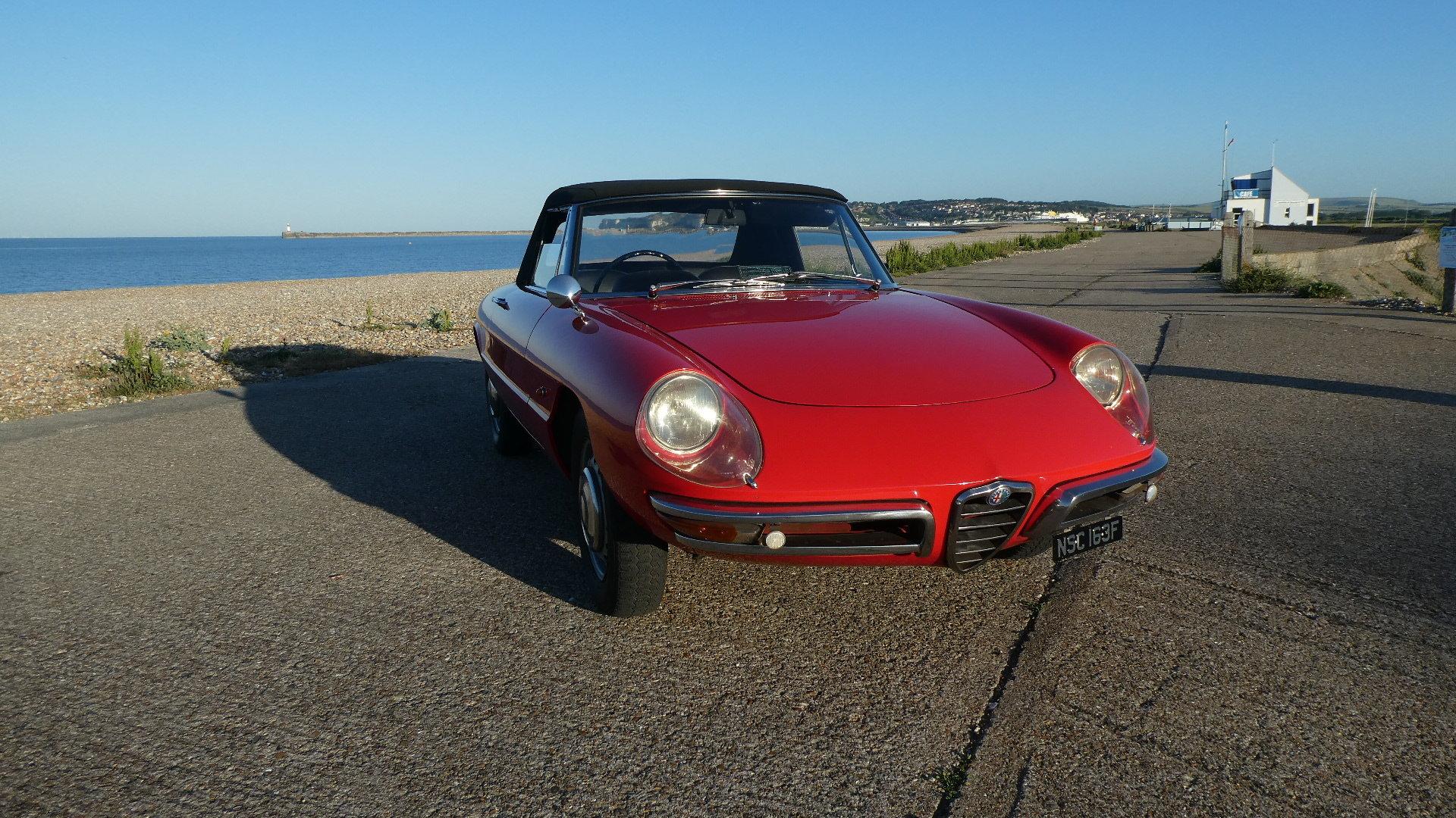 1967 Alfa Romeo Duetto Spider  SOLD (picture 2 of 6)