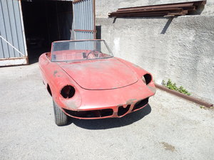 1969 Alfa Romeo 1750 Spider Duetto Spica America For Sale
