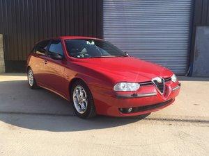 2001 Alfa Romeo 156 Sportwagon 2.5 V6 24v Q-System VeloceRHD SOLD