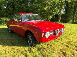 1969 Alfa Romeo 1300 GT Junior Scalino For Sale by Auction