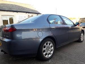 2003 ALFA ROMEO 166 2.0 TS LUSSO, 70K, FULL MOT For Sale