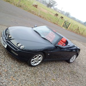 1996 Spider (916) 2.0 twinspark For Sale