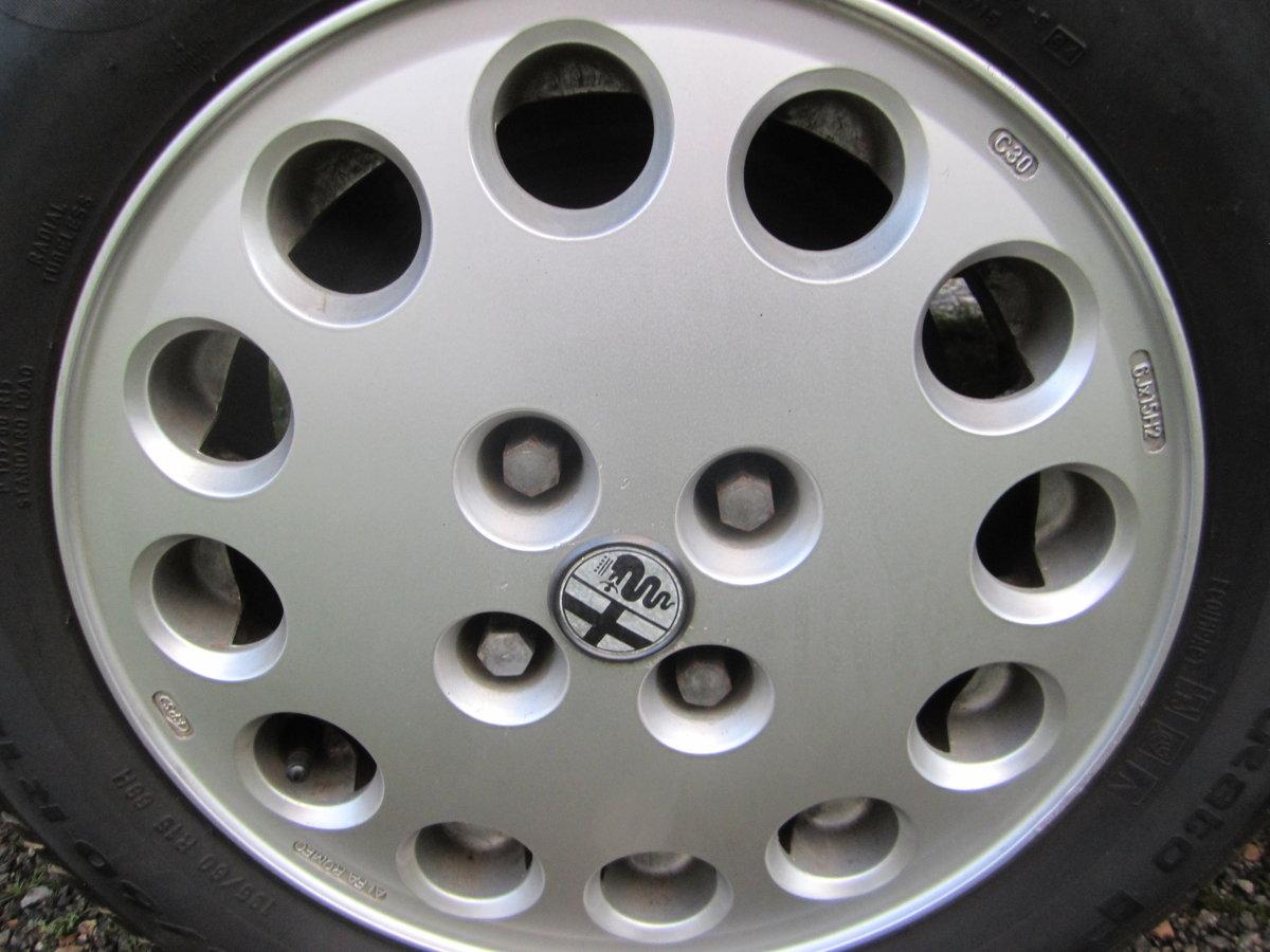 1990 Alfa Romeo Spider  For Sale (picture 4 of 6)