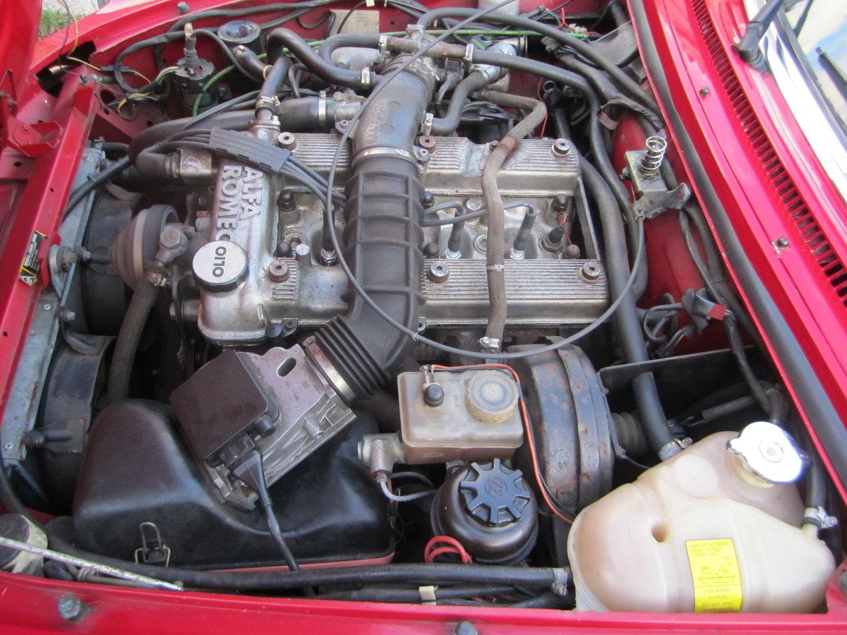 1990 Alfa Romeo Spider  For Sale (picture 5 of 6)