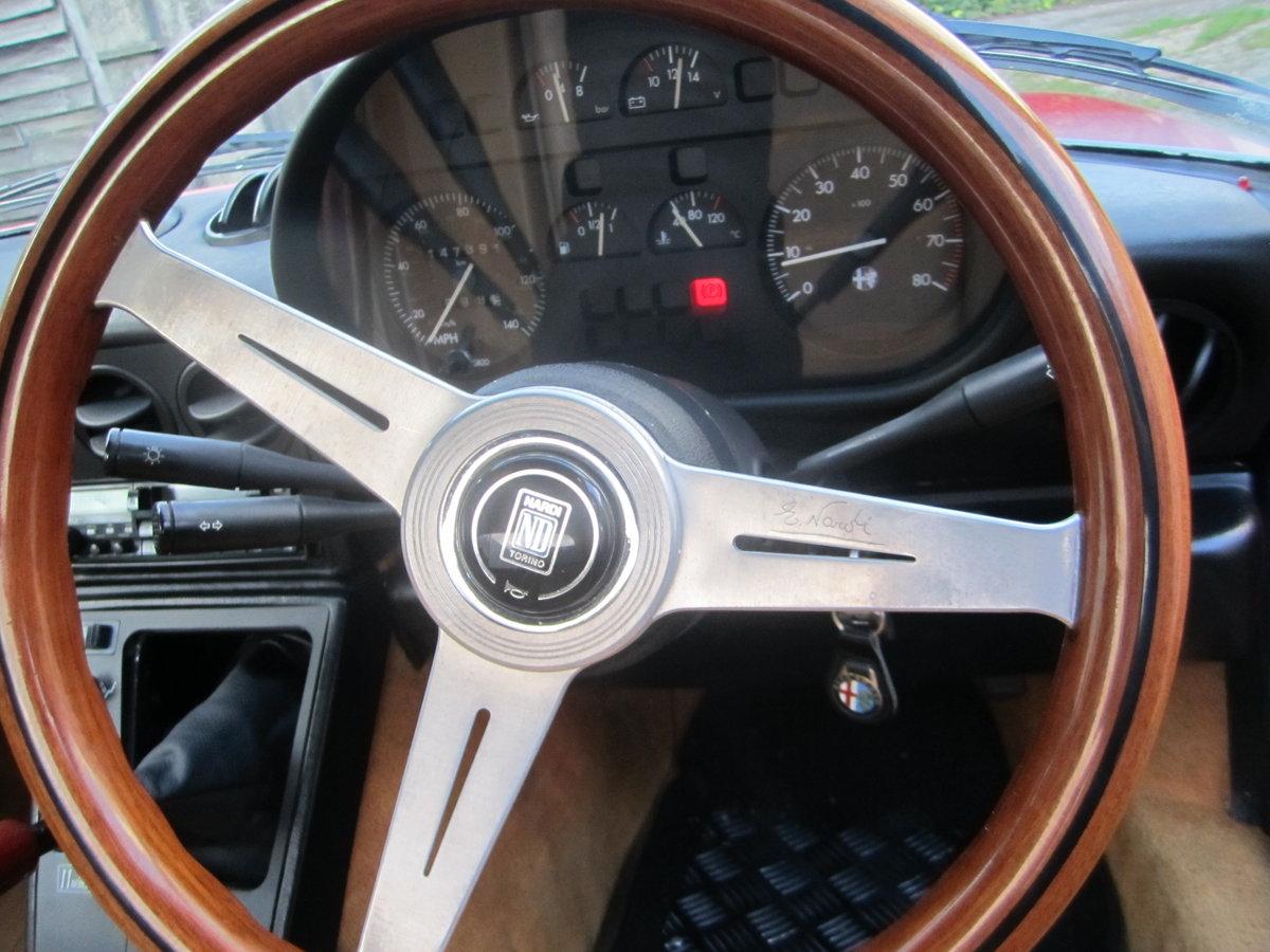 1990 Alfa Romeo Spider  For Sale (picture 6 of 6)