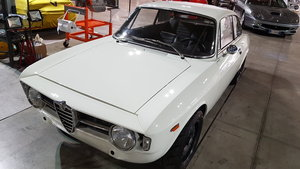 1970 Alfa Romeo Gt Junior Stepnose 207HP For Sale
