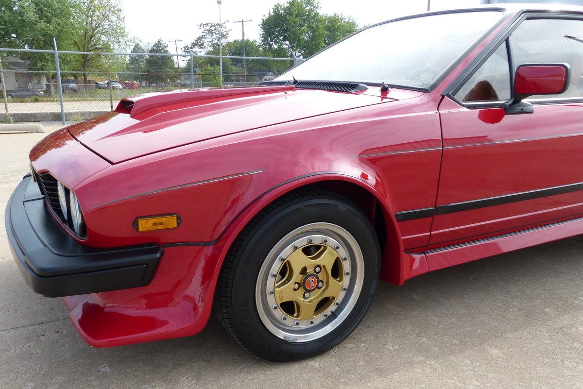 1985 Alfa Romeo GTV 6 2.5 Callaway Twin Turbo For Sale (picture 1 of 6)