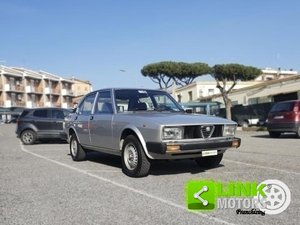 1980 Alfa Romeo Alfetta 2.0 L For Sale