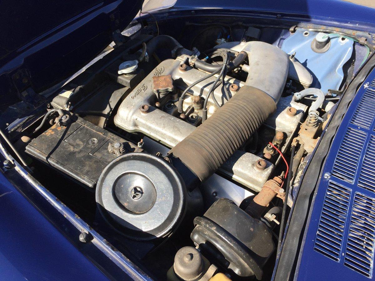 1968 Alfa romeo duetto boatail 1750 spider For Sale (picture 3 of 6)