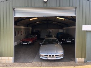 Car Storage for all Alfas
