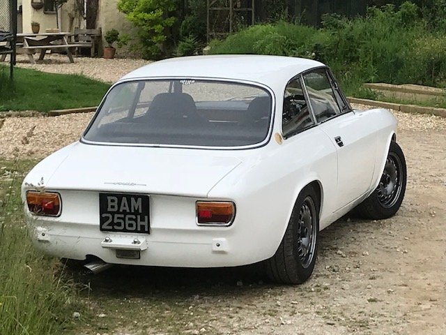 1969 Giulia Sprint GTV 1750mk1 Alfaholics 200bhp SOLD (picture 2 of 6)