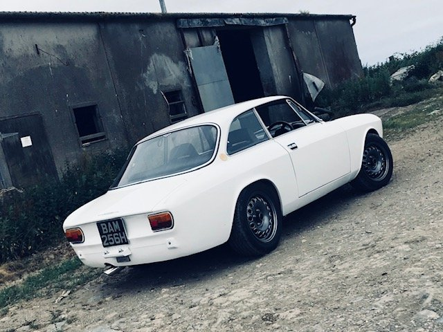1969 Giulia Sprint GTV 1750mk1 Alfaholics 200bhp SOLD (picture 6 of 6)
