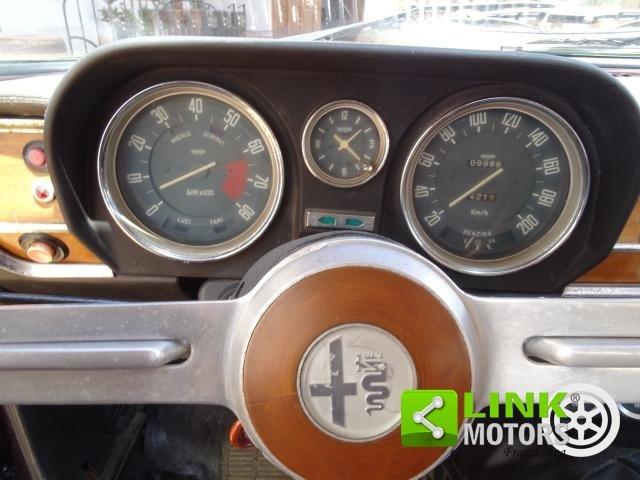 Alfa Romeo Giulia Super 1600 TI Anno 1972 For Sale (picture 4 of 6)